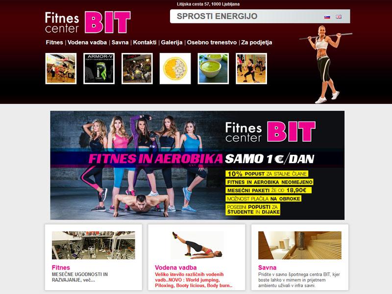 Fitnes center BIT
